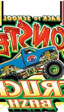 Circle K Back To School Monster Truck Bash 2018 Tickets